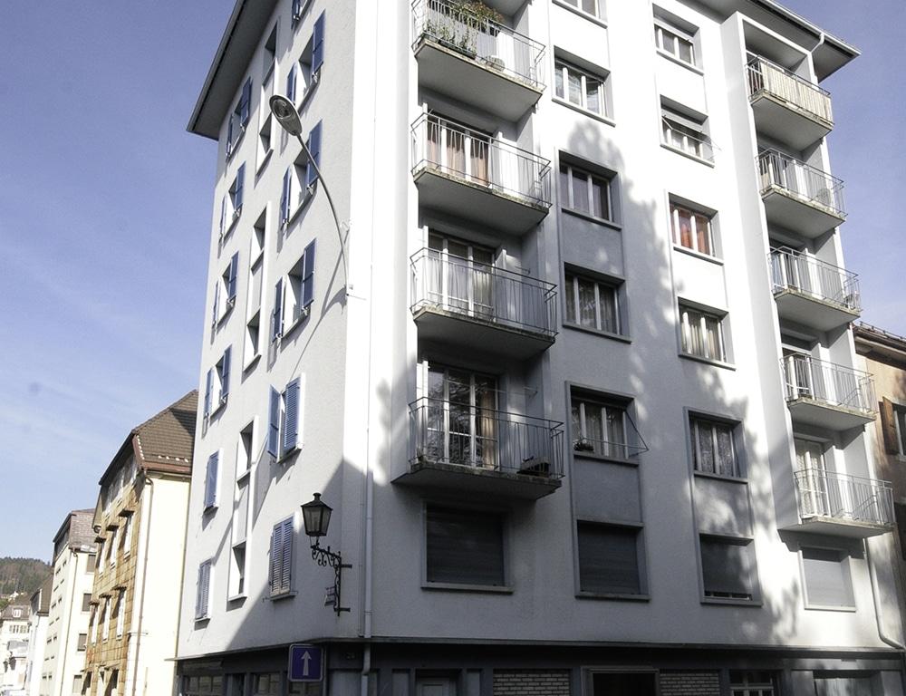 appartement dans la chaux de fonds